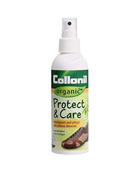 Защитный спрей для всех видов кож и материалов ORGANIC PROTECT&CARE