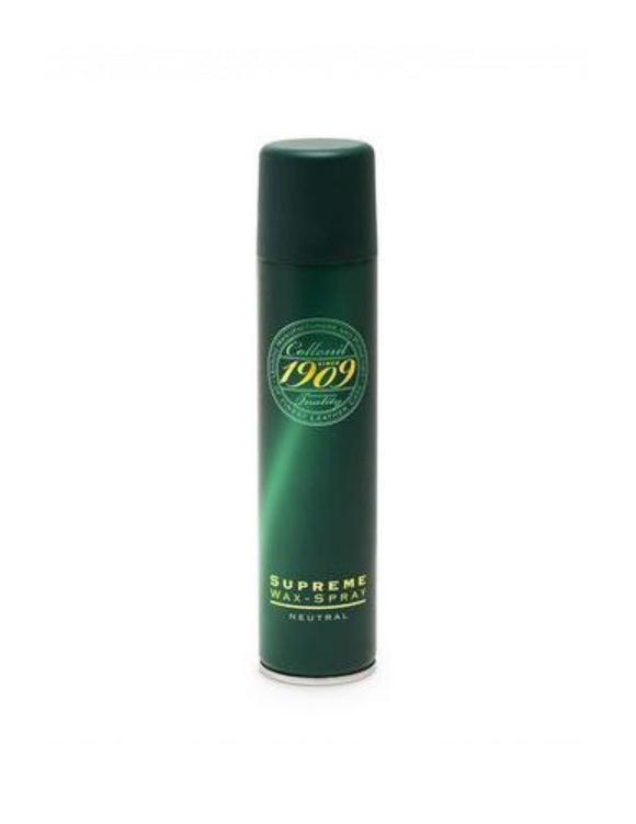 Спрей для защиты и ухода за изделиями из гладкой и жированной кожи Wax spray