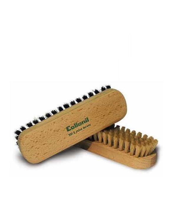 Щетка для чистки, полировки, нанесения различных средств на гладкую кожу Glanzburste
