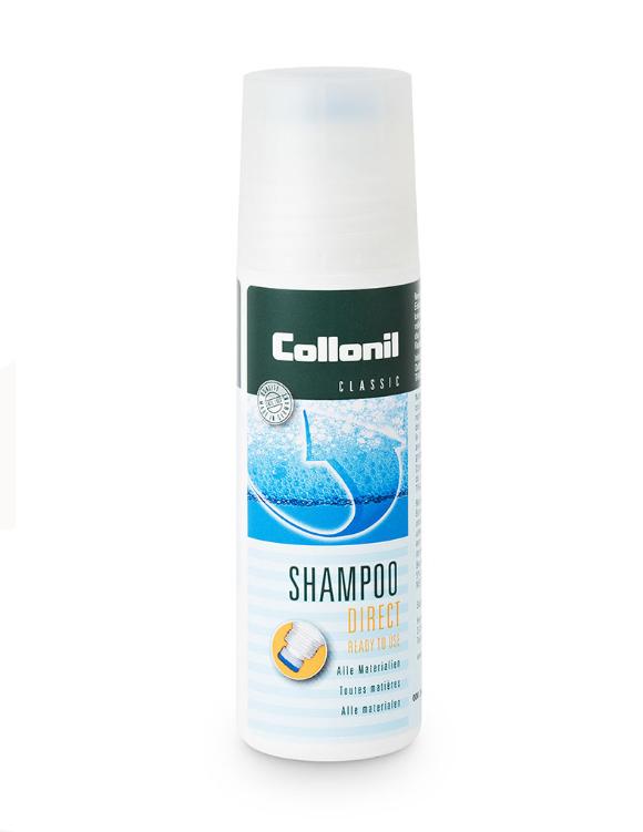 Очищающий шампунь для обуви Direct shampoo